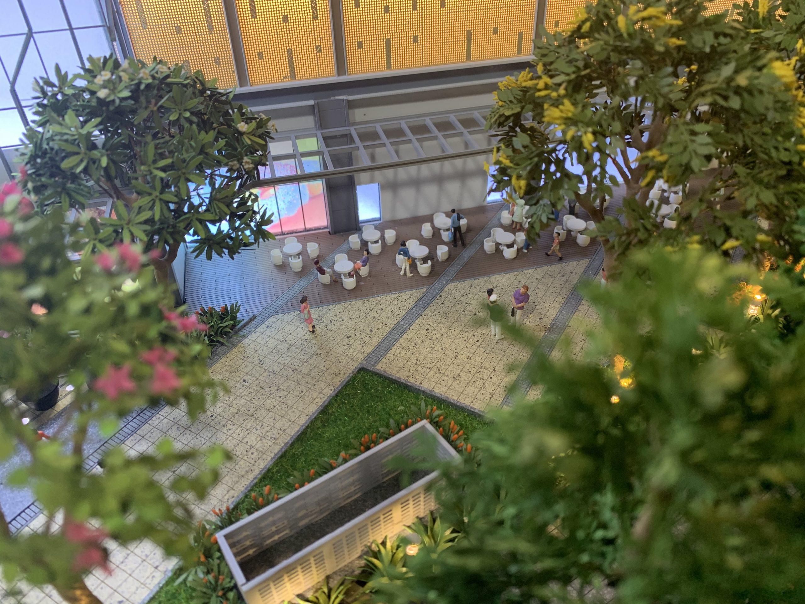 BRG Park Residence 41 Lê Văn Lương - phối cảnh dự án - ảnh 1