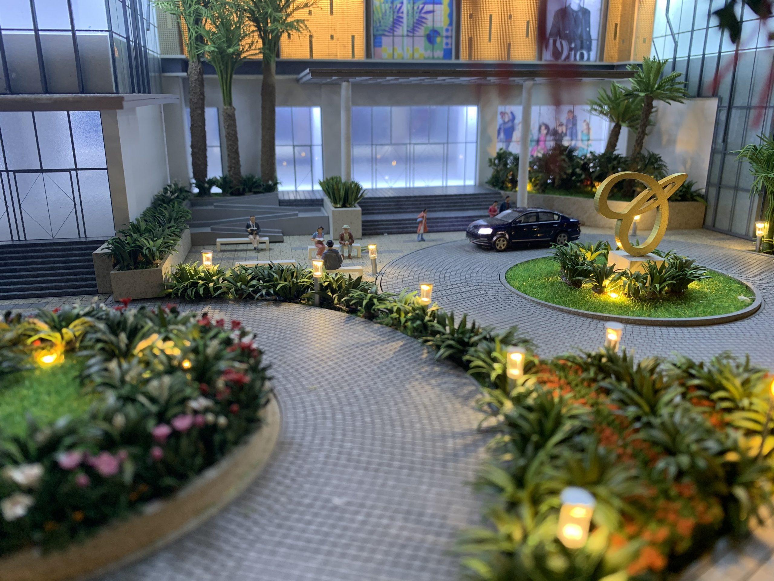 BRG Park Residence 41 Lê Văn Lương - phối cảnh dự án - ảnh 6